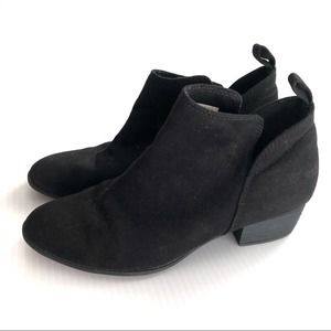 American Eagle Bootie faux suede ankle boots